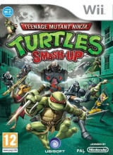 Teenage Mutant Ninja Turtles Smash Up - Wii