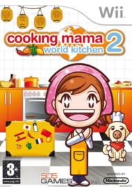 Cooking Mama 2 World Kitchen - Wii