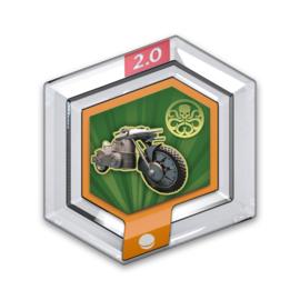 Hydra Motorcycle - Powerdisc 2.0