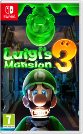 Luigi's Mansion 3 - Switch