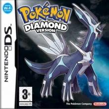 Pokémon Diamond Version - DS