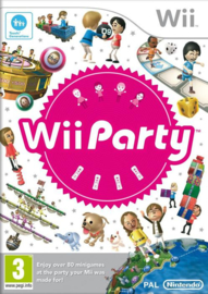 Nintendo Wii Party - Wii
