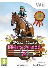 Mary King's Riding School 2 - Wii