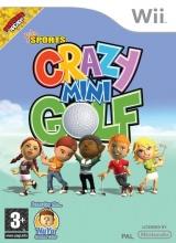 Kidz Sports Crazy Mini Golf - Wii