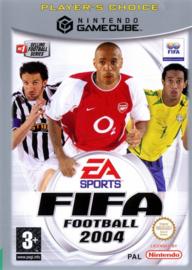 Fifa Football 2004 Players Choice