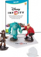 Disney Infinity 1.0 Starter Pack  - Wii U