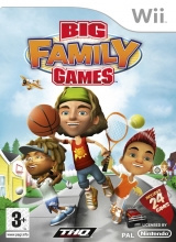 Big Family Games - Wii