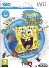 SpongeBob SquarePants De Onnozele Krabbelaar  - Wii