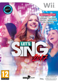 Let's Sing 2017 - Wii