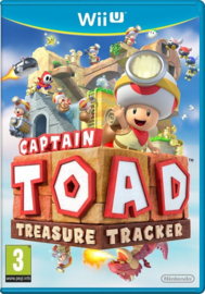 Captain Toad Treasure Tracker - Wii U