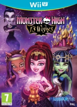 Monster High 13 Wishes - Wii U