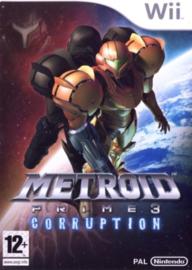 Metroid Prime 3 Corruption (zonder handleiding) - Wii