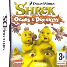 Shrek Ogres & Dronkeys - DS