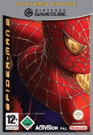 Spider-Man 2 Players Choice - Gamecube