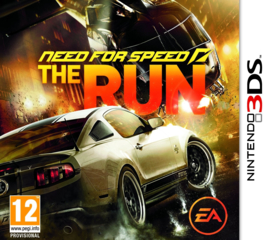 Need for Speed The Run - 3DS