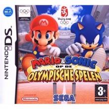 Mario & Sonic op de Olympische Spelen - DS