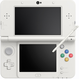 Nintendo 3DS korte handleiding