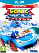 Sonic & All-Stars Racing Transformed Special Edition - Wii U