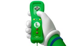 Luigi Controller Motionplus inside