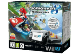 Mario Kart 8 Premium Wii U Pack