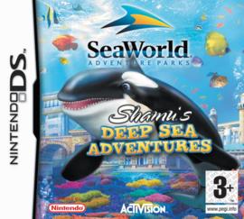 Sea World Shamu's Deep Sea Adventure - DS