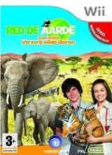 Red de Aarde - Jouw Missie Verzorg Wilde Dieren - Wii