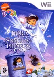 Dora redt de Sneeuwprinses - Wii