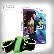 Zumba Fitness 2 & Fitness Belt - Wii