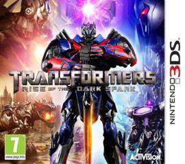 Transformers The Dark Spark - 3DS