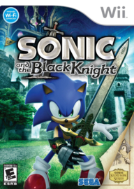 Sonic and the Black Knight - Wii