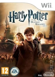 Harry Potter and the deathly hallows - part 2 - Wii