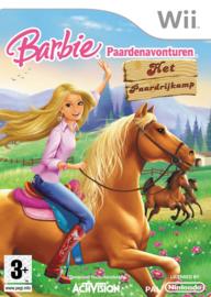 Barbie Paardenavonturen Het Paardrijkamp - Wii