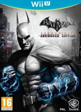 Batman Arkham City - Armoured Edition - Wii U