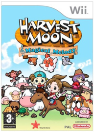Harvest Moon Magical Melody - Wii