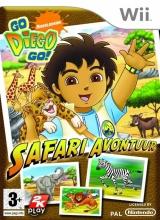 Go Diego Go  Safari Avontuur - Wii