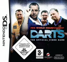 PDC World Championship Darts - DS