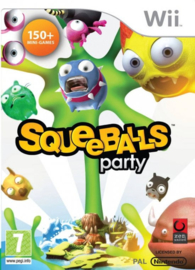 Squeeballs Party - Wii