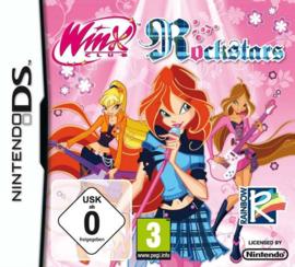 Winx Club Rockstars - DS