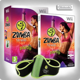 Zumba Fitness & Fitness Belt in doos - Wii