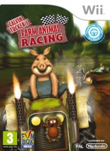 Calvin Tucker's Farm Animal Racing - Wii