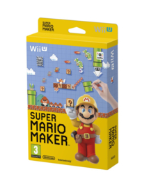 Super Mario Maker & Hardcover Artbook in doos