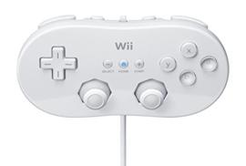Classic controller - Wii