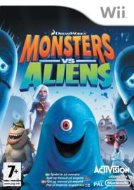 Monsters vs. Aliens - Wii
