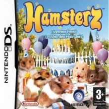 Hamsterz Hamsters Feest - DS