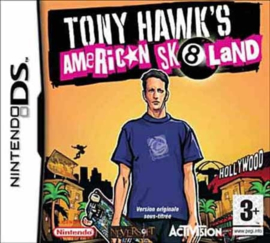 Tony Hawk's American Sk8land - DS