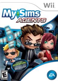 MySims Agents - Wii