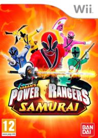 Power Rangers Samurai - Wii