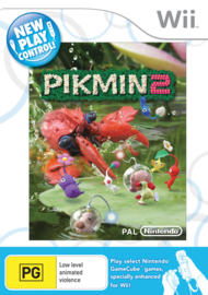 New Play Control! Pikmin 2 - Wii