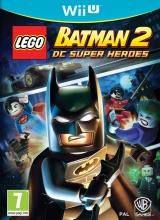 Lego Batman 2 DC Super Heroes - Wii U