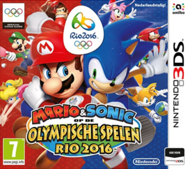 Mario & Sonic op de Olympische Spelen Rio 2016